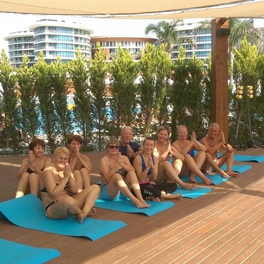 Baia Lara Hotel Yoga Week